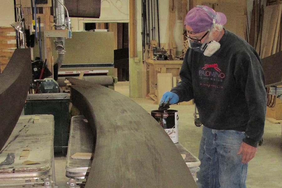 David naso oiling beam